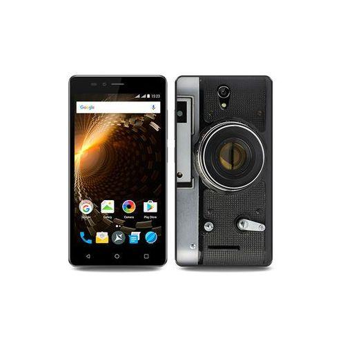 etuo Fantastic Case - Allview P6 Energy Lite - etui na telefon Fantastic Case - stary aparat, kolor Fantastic
