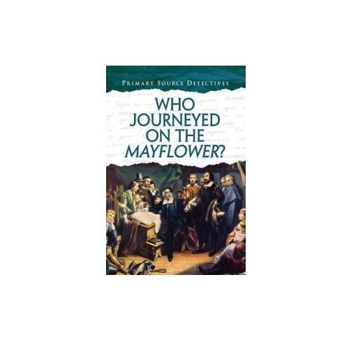 Who Journeyed On The Mayflower