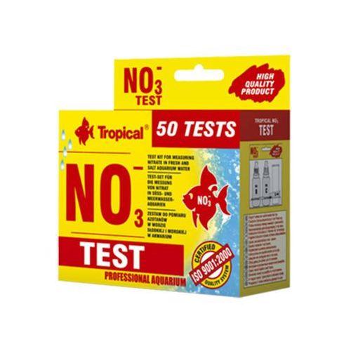 TROPICAL Test NO- test do pomiaru stężenia azotanów (NO) w wodzie słodkiej i morskiej 1szt