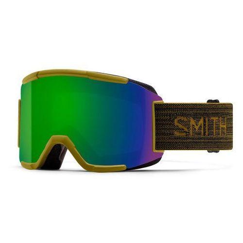 Smith Gogle snowboardowe - squad mystic green (99mk) rozmiar: os