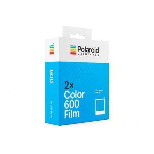 Polaroid Originals 600 Color dwa wkłady do aparatu Polaroid z białymi ramkami