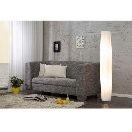 Lampa podłogowa lobbe round 120 cm - podłogowa 120cm owalna marki Interior