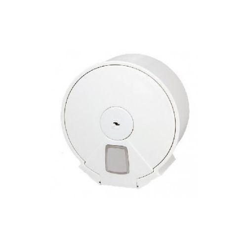 Pojemnik na papier toaletowy jumbo biały 4033 marki Biurotop.pl
