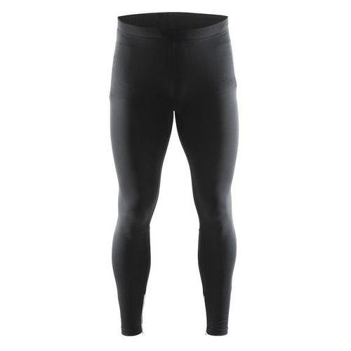 Craft  prime tights - męskie spodnie (czarny)