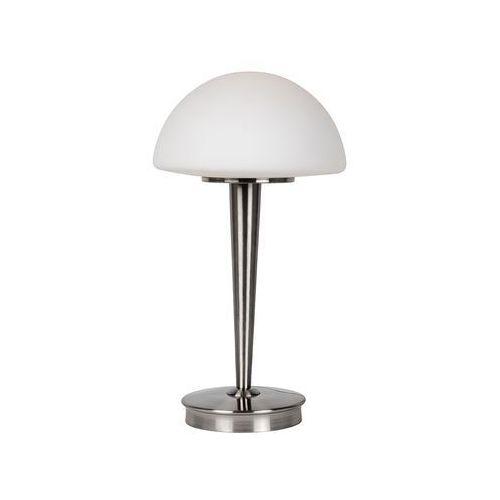 touch lampa stołowa nikiel matowy, 1-punktowy - nowoczesny - obszar wewnętrzny - touch - czas dostawy: od 4-8 dni roboczych marki Lucide