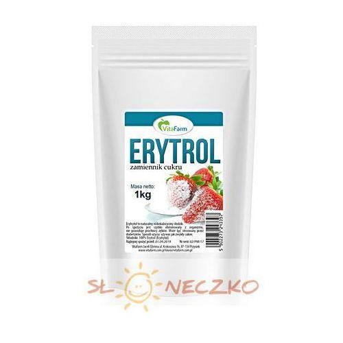 Erytrol (erytrytol) 1kg Vitafarm (5902273243397)