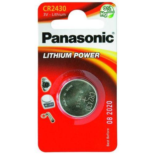Panasonic Bateria litowa CR2430 3V 2313