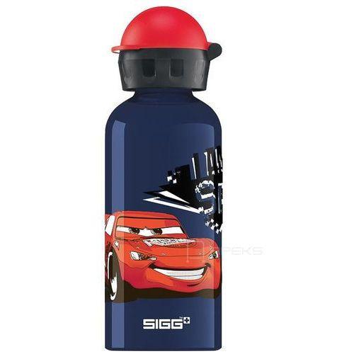 Sigg kids cars speed butelka / bidon 0.4l dla dzieci - cars speed