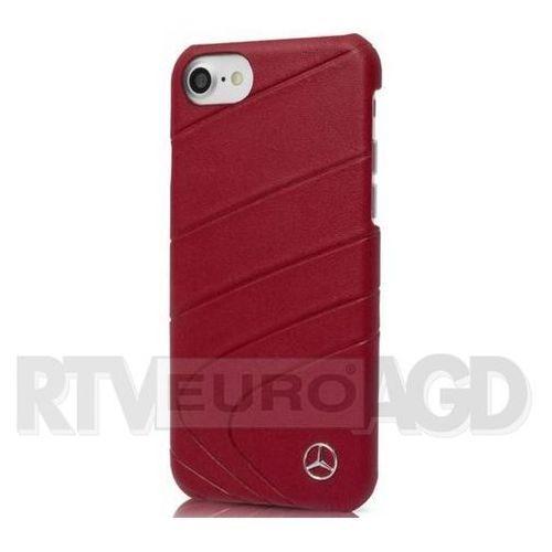 Mercedes MEHCP7CLRE Apple iPhone 7 Czerwony (ORG002716) Darmowy odbiór w 20 miastach! (Futerał telefoniczny)