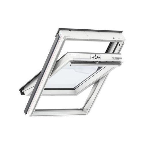 Okno obrotowe GLU S10002 VELUX z dolnym otwieraniem - 94x140