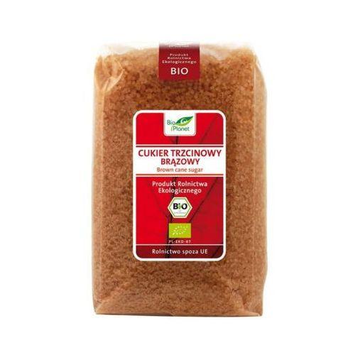 Bio planet 500g cukier trzcinowy brązowy bio