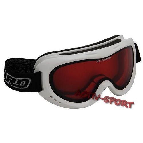 Gogle narciarskie Blizzard 907 white