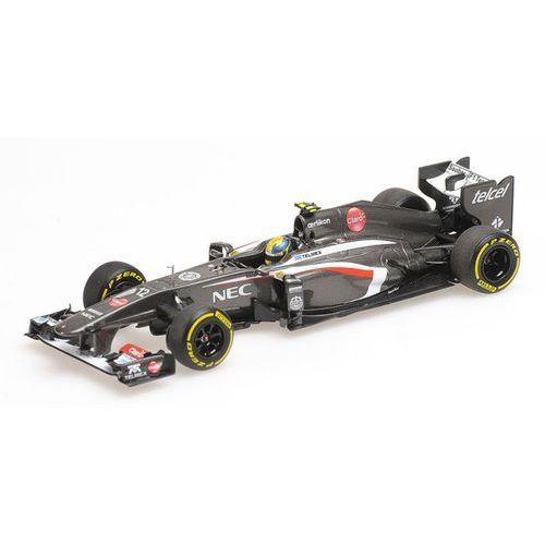 MINICHAMPS Sauber F1 Team Ferrari C32 - DARMOWA DOSTAWA!