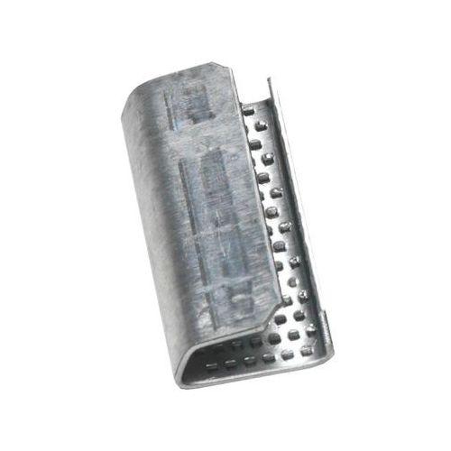 Spinki stalowe do taśm o szer 16mm, 25757. Najniższe ceny, najlepsze promocje w sklepach, opinie.