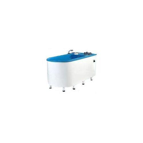 Wanna do kąpieli wirowej (wirówka) kończyn dolnych i kręgosłupa 1115t marki Technomex