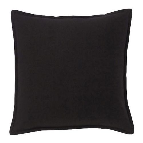 Goodhome Poduszka hiva 45 x 45 cm czarna