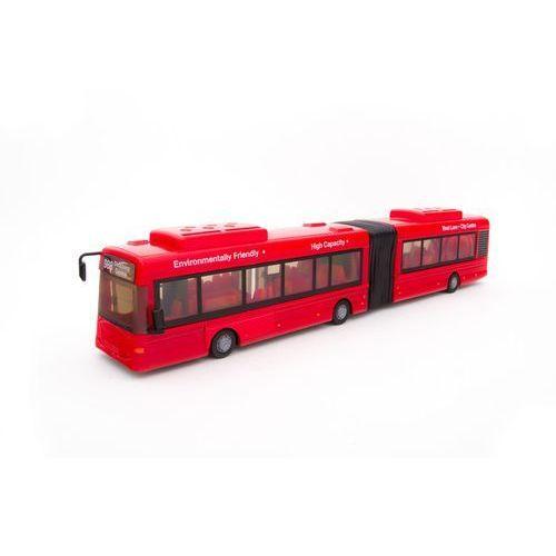 Teama, Przegubowy autobus miejski, 1:48