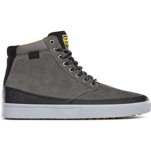 buty ETNIES - Jameson Htw X 32 Grey/Black/Yellow (038) rozmiar: 44