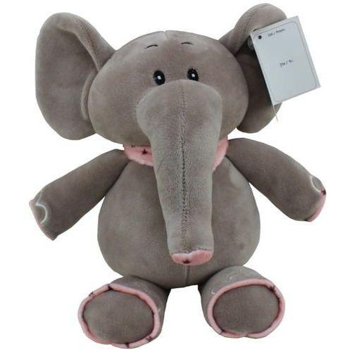 Maskotka słonik ambroży 20 cm - darmowa dostawa od 250 zł!! marki Axiom