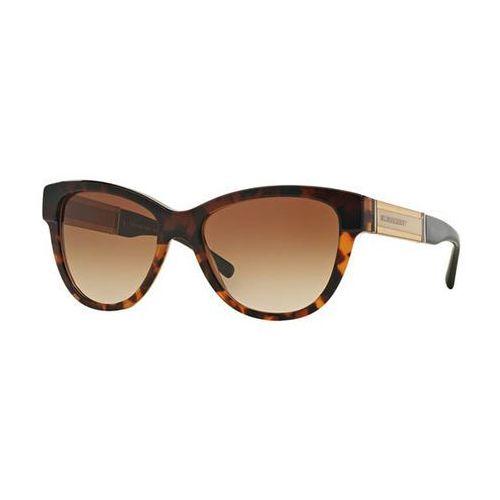 Burberry Okulary słoneczne be4206f trench asian fit 355913