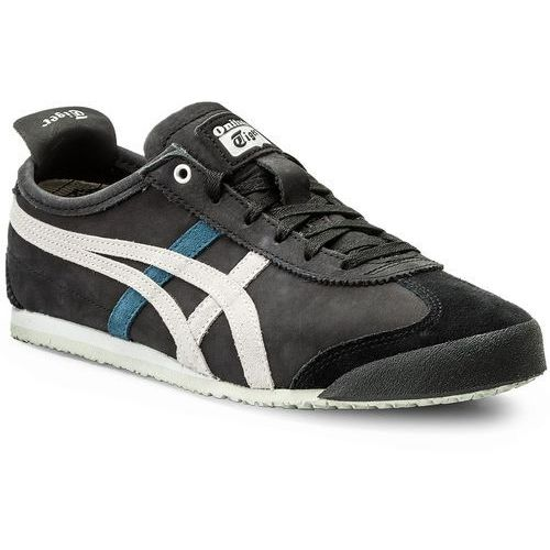 Asics Sneakersy - onitsuka tiger mexico 66 d832l black/glacier grey 9096