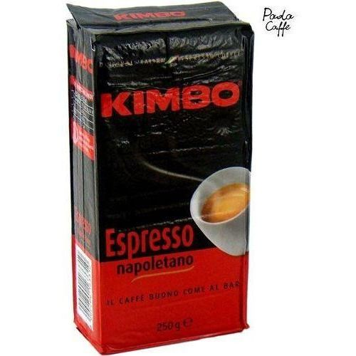 Kimbo Espresso Neapoletano - 250 g - mielona ____dostawa od 7,99 zł (Paczkomat, Kurier) - kupuj, a uzyskasz RABAT obrotowy!!! NA STAŁE!!! (8002200163310)