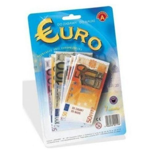 Alexander Pieniądze banknoty euro do zabawy (5906018001198)