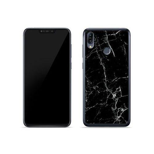 Asus Zenfone Max (M2) (ZB633KL) - etui na telefon Fantastic Case - czarny marmur, ETAS837FNTCFC032000