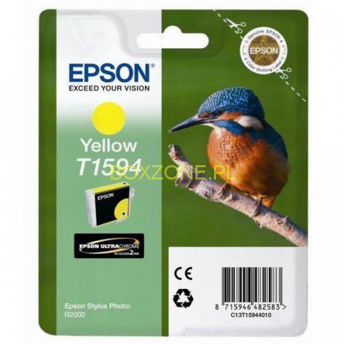 Epson oryginalny ink C13T15944010, yellow, 17ml, Epson Stylus Photo R2000