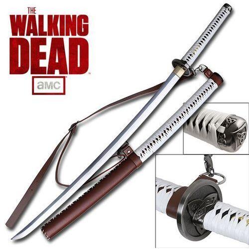 Usa Poszukiwana katana miecz samurajski z filmu walking dead (mc-wd001p)