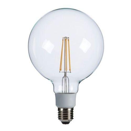 Diall Żarówka led  filament ściemnialna g120 e27 12 5 w 1521 lm barwa ciepła