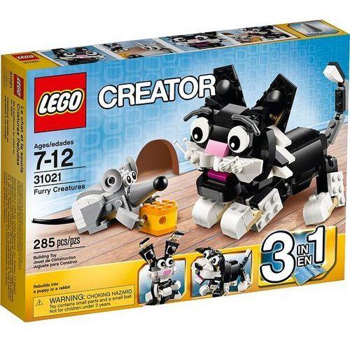 Lego CREATOR Kot i mysz 31021