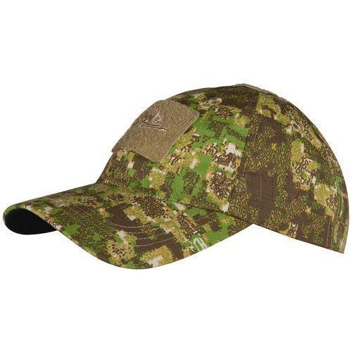 czapka Helikon Baseball NyCo ripstop pencott greenzone (CZ-BBC-NR-41), CZ-BBC-NR-41