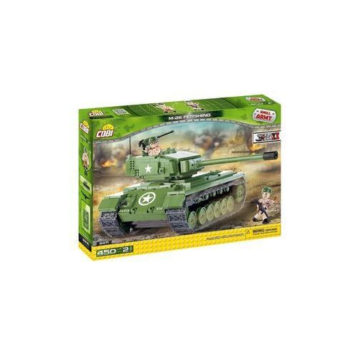 Cobi COBI Armia M26 Pershing COBI Armia M26 Pershing COBI Armia M26 Pershing, klocki dla dzieci