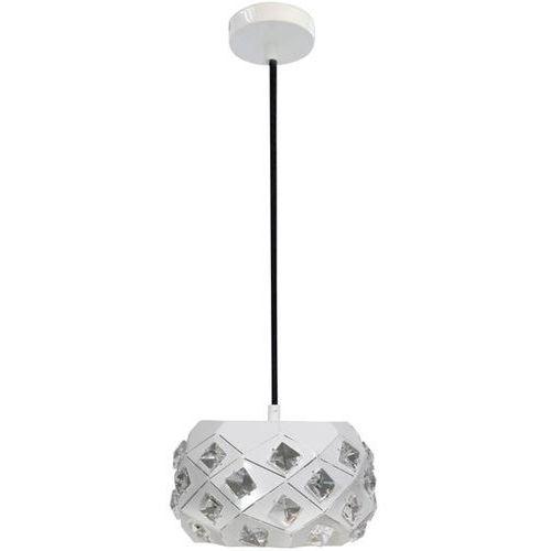 Lampa wisząca CANDELLUX 31-57648 Delphi Biały + DARMOWY TRANSPORT!