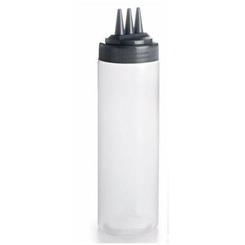 Butelka 0,7 l z 3 nalewakami marki Tom-gast