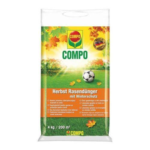 Compo Nawóz jesienny do trawników worek 4 kg (4008398113704)