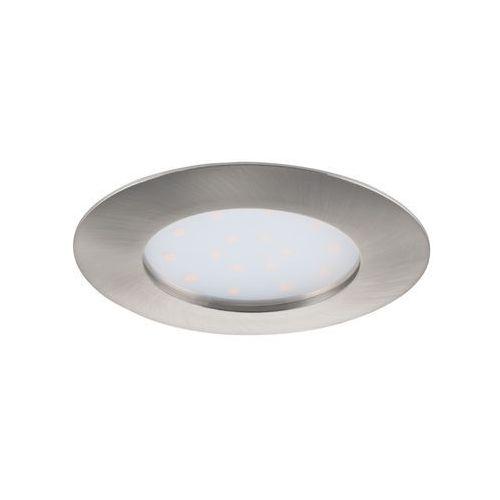 Oczko led Eglo Pineda 95889 oprawa do wbudowania 1x12W LED nikiel mat (9002759958893)