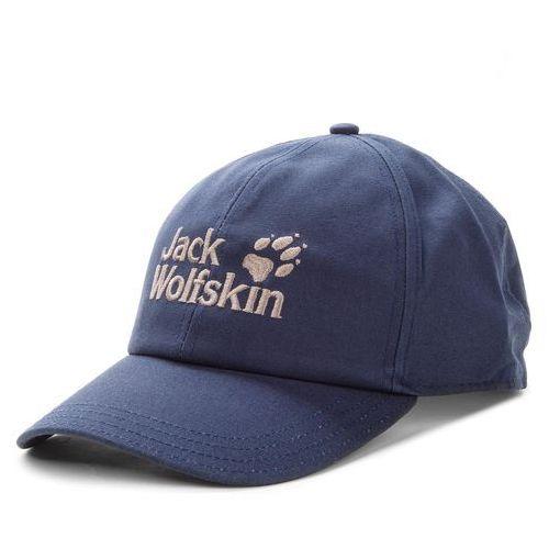 Czapka z daszkiem JACK WOLFSKIN - Baseball Cap 1900671 Night Blue, kolor niebieski