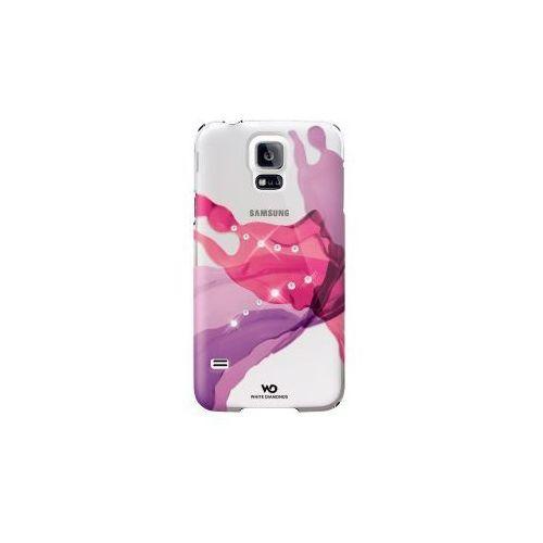 Etui HAMA do Galaxy S5 White Diamonds Liquids Różowy + Zamów z DOSTAWĄ JUTRO!