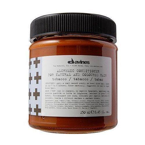 Davines alchemic tobacco odżywka nawilżająca dla podkreślenia koloru włosów (for natural and coloured hair - suggested for mid to light brown hair) 25