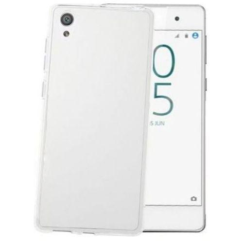 Etui CELLY do Sony Xperia E5 Przezroczysty, kolor Etui