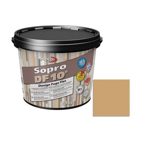 Fuga cementowa DF10 karmelowy 2.5 kg SOPRO, 1068/2,5