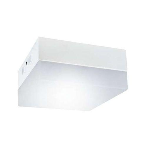 Plafon LAMPA sufitowa ROBIN LED 24W D 03092 Ideus kwadratowa OPRAWA biała