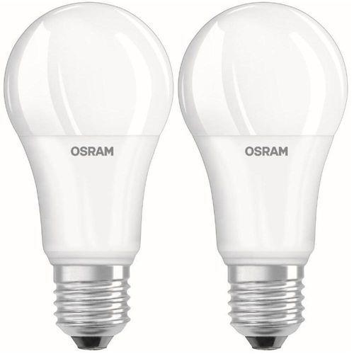 Osram Żarówka led 4058075804074, e27, 13 w = 100 w, 1521 lm, 2700 k, ciepła biel, 230 v, 10000 h, 2 szt. (4058075804074)