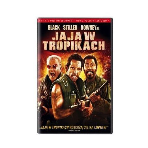 Jaja w tropikach (DVD) - Ben Stiller (5903570136917)