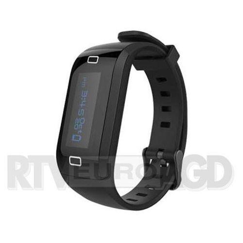 Smartband hr o2 (swt9305) czarny + zamów z dostawą jutro! + darmowy transport! marki Manta