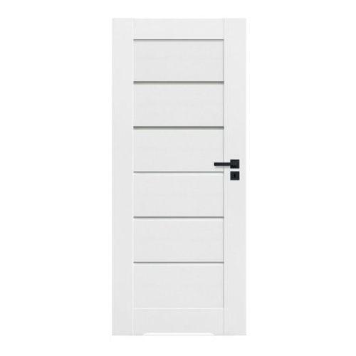 Drzwi z podcięciem Toreno 80 lewe kredowo-białe