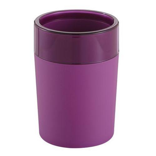 Kubek łazienkowy doumia fioletowy marki Cooke&lewis