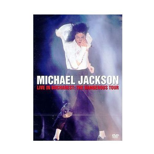 Michael Jackson: The Dangerous Tour - Live in Bucharest z kategorii Muzyczne DVD